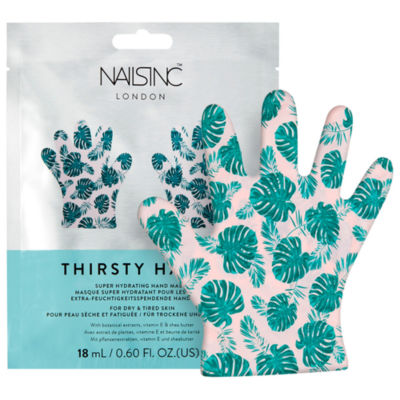 NAILS INC. Thirsty Hands Super Hydrating Hand Mask