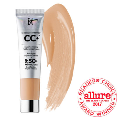 IT Cosmetics Your Skin But Better™ CC+™ Cream with SPF 50+ Mini