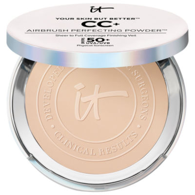 IT Cosmetics Your Skin But Better™ CC+ Airbrush Perfecting Powder™ with SPF 50+