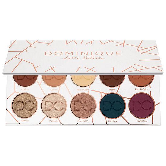 DOMINIQUE COSMETICS Latte Eyeshadow Palette