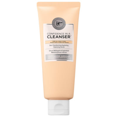 IT Cosmetics Confidence in a Cleanser™ Skin-Transforming Hydrating Cleansing Serum
