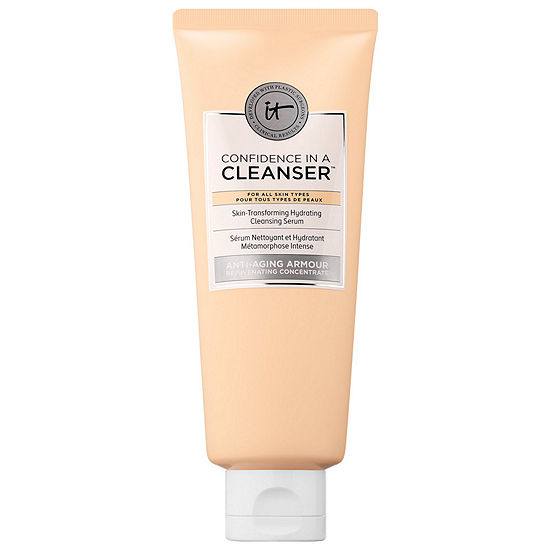 It Cosmetics Confidence In A Cleanser Skin Transforming Hydrating Cleansing Serum