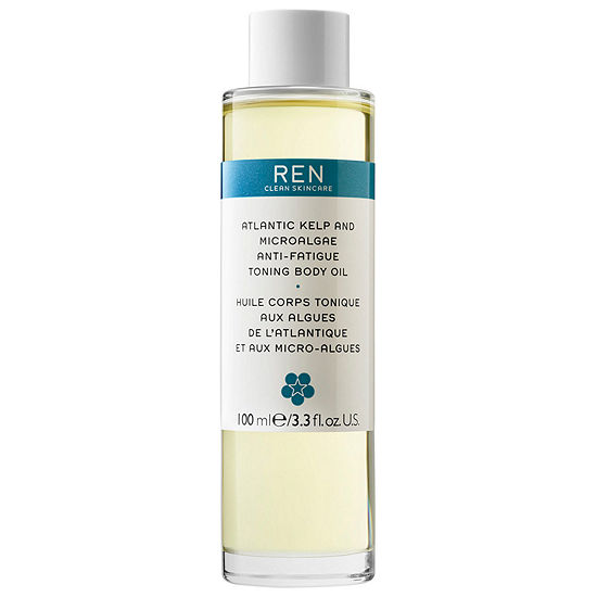 Ren Clean Skincare Atlantic Kelp And Microalgae Anti Fatigue Toning Body Oil