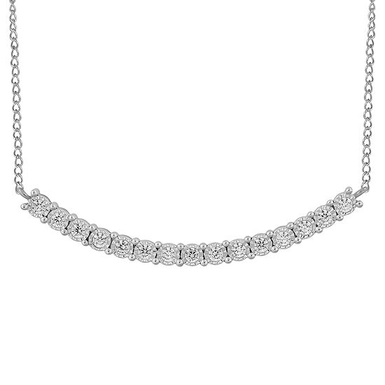 Sterling Silver 18 Inch Cable Chain Necklace