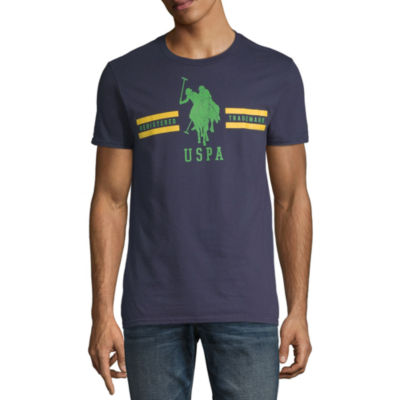 U.S. Polo Assn. Short Sleeve Logo Graphic T-Shirt