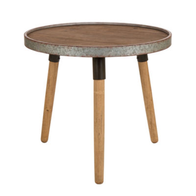 Glitzhome Patio Side Table
