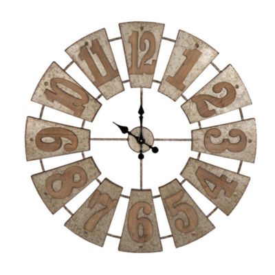 Glitzhome Wall Clock-1505004336