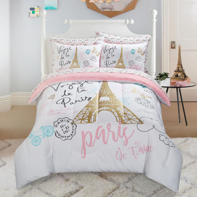 American Kids Bonjour Comforter Set