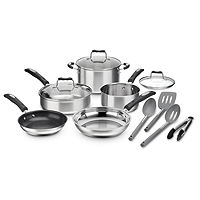 Cuisinart Stainless Steel 12-Pc Cookware Set Deals