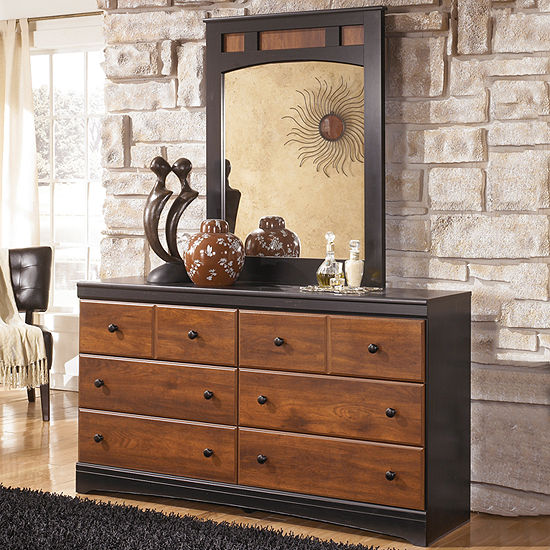Signature Design By Ashley Aimwell Dresser And Mirror