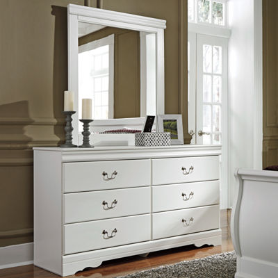 Signature Design by Ashley® Anarasia Dresser and Mirror