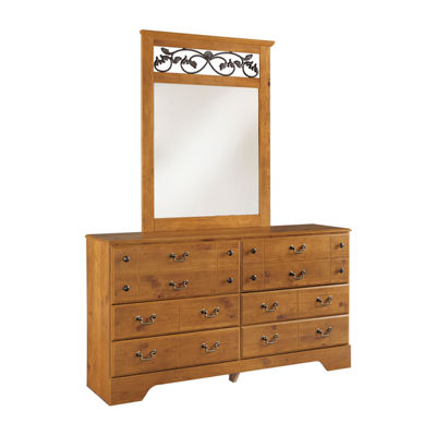 Signature Design by Ashley® Bittersweet Dresser and Mirror
