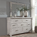 Signature Design by Ashley® Brashland Dresser and Mirror