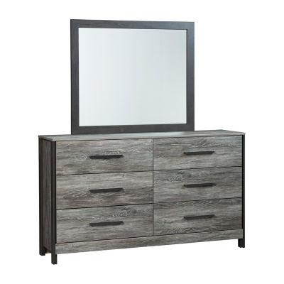 Signature Design by Ashley® Cazenfeld Dresser and Mirror
