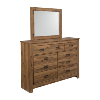 Signature Design by Ashley® Cinrey Dresser and Mirror