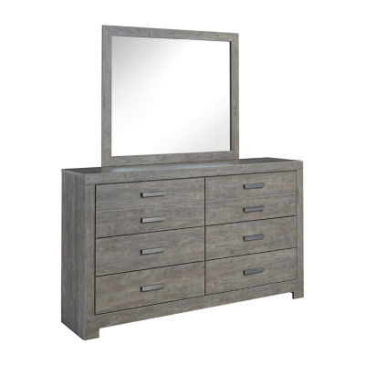 Signature Design by Ashley® Culverbach Dresser and Mirror