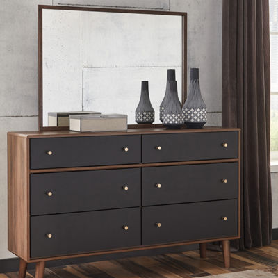 Signature Design by Ashley® Daneston Dresser and Mirror