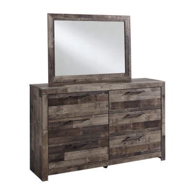 Signature Design by Ashley® Benchcraft® Derekson Dresser and Mirror