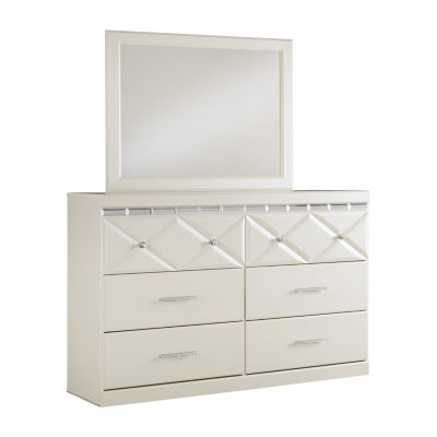 Signature Design by Ashley® Dreamur Dresser and Mirror