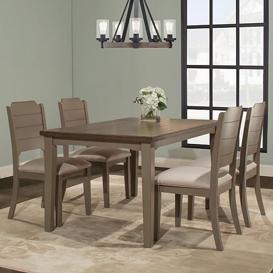Hillsdale House Clarion 5 Pc Rectangular Dining Set