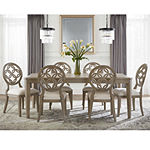 Hillsdale House Savona 7-pc. Rectangular Dining Set
