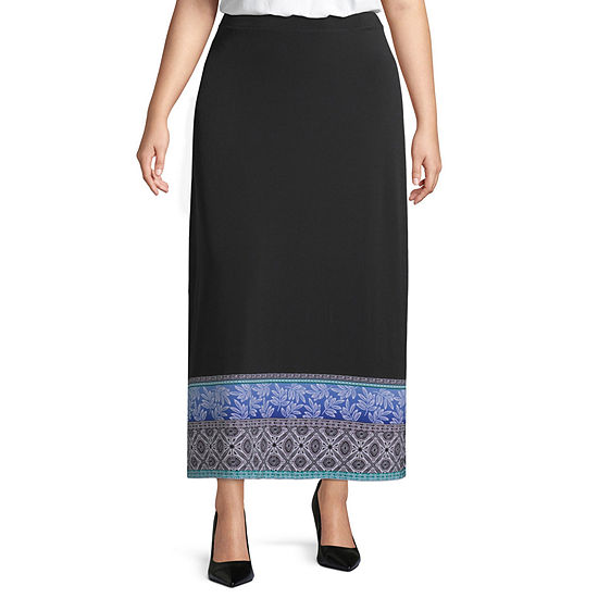 East 5th Maxi Skirt - Plus