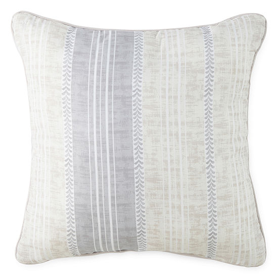 Home Expressions Ellis Square Throw Pillow