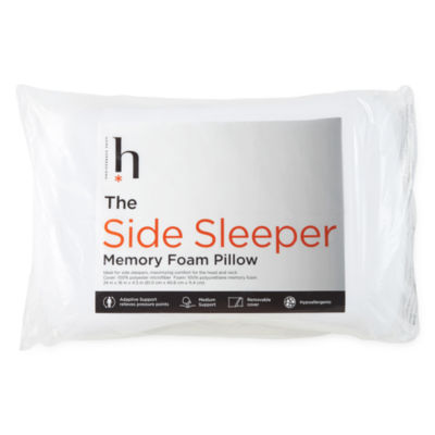 Home Expressions Side Sleeper Medium Density Pillow