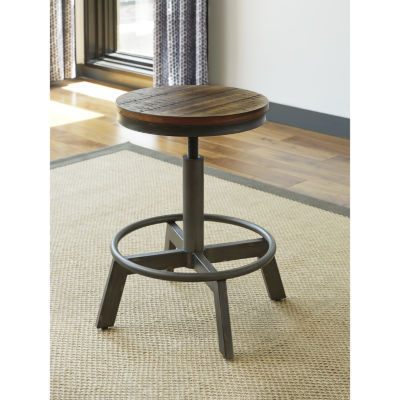 Signature Design by Ashley® Torjin Set of 2 Counter Height Barstools