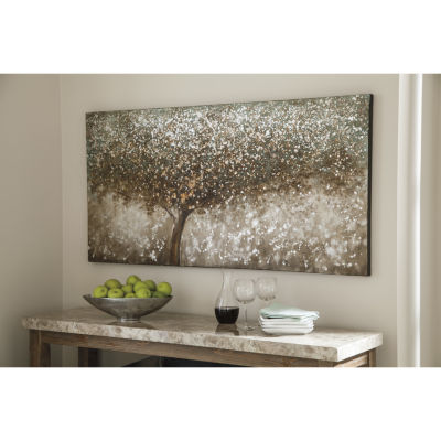 Signature Design by Ashley® O'Keria Canvas Art