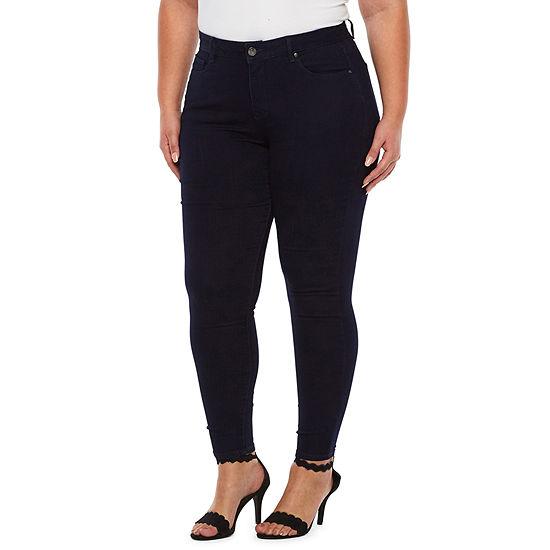 Angel Tummy Tech Signature Modern Fit Skinny Jean - Plus