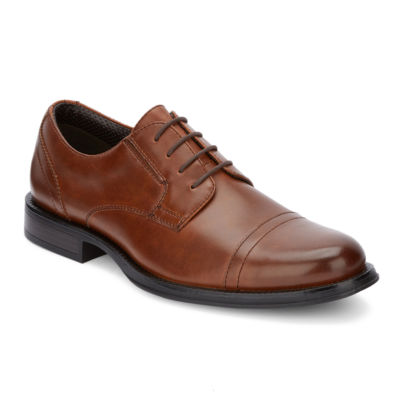 Dockers Mens Garfield Oxford Shoes Lace-up