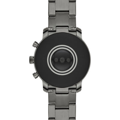 Fossil Q Gen 4 Mens Gray Smart Watch-Ftw4012