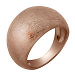 Sparkle Allure 14k Rose Gold Over Brass