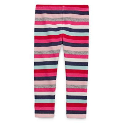 Okie Dokie Pull-On Pants - Girls
