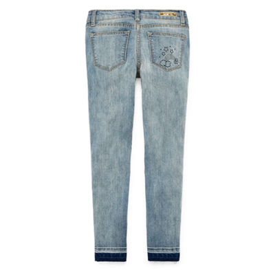Vgold Girls Skinny Fit Jean Plus