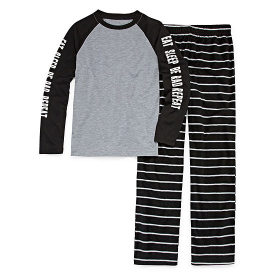 Arizona Boys 2-pc. Pajama Set Preschool / Big Kid