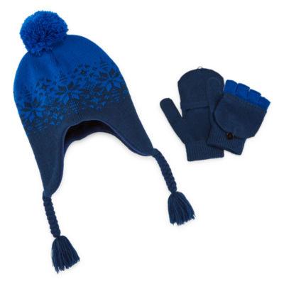Weatherproof 2-pc. Cold Weather Set-Big Kid Boys