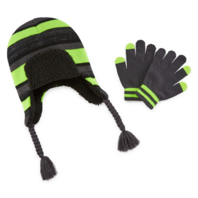 Weatherproof 2-pc. Cold Weather Set-Big Kid Boys