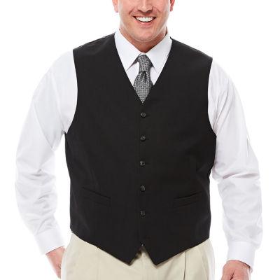 Stafford® Travel Suit Vest - Big & Tall