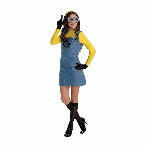 Despicable Me 2 Lady Minion Adult Costume