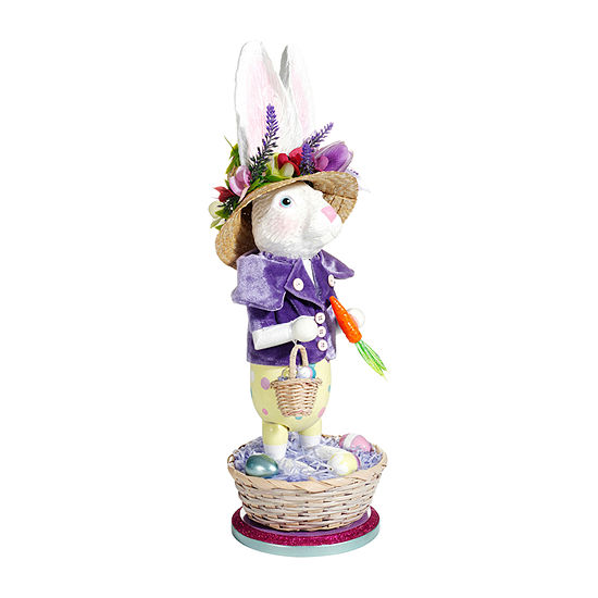 Kurt Adler 20.5-Inch Hollywood™ Easter Bunny Christmas Nutcracker