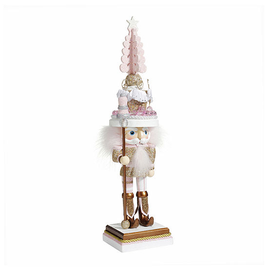 Kurt Adler 17.5-Inch Hollywood™ Ballet And Tree Nutcracker