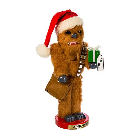 Kurt Adler 15-Inch Steinbach Chewbacca Star Wars Christmas Nutcracker