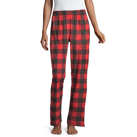 Sleep Chic Womens Microfleece Pajama Pants