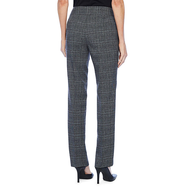 Black Label by Evan-Picone Classic Fit Suit Pants
