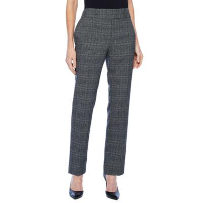 Black Label by Evan-Picone Classic Fit Suit Pants