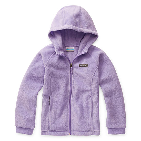 Columbia Little Kid / Big Kid Girls Fleece Lightweight Jacket