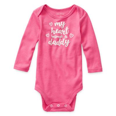 Okie Dokie Girls Bodysuit-Baby