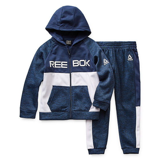 Reebok Back To School Boys 2-pc. Pant Set Preschool